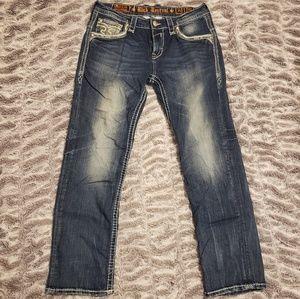 Rock Revival Ruper Straight Jeans